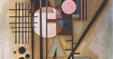 Vassily Kandinsky - Softened Construction, 1927