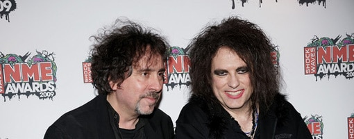Sweeney Todd et les romantismes noirs - Tim Burton & Robert Smith