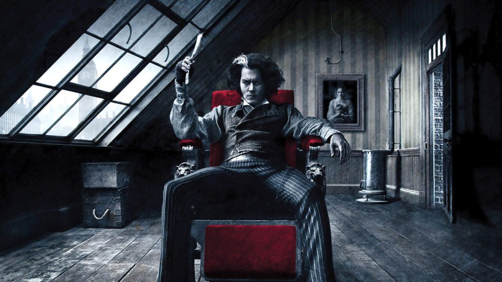 Sweeney Todd et les romantismes noirs - sweeney todd