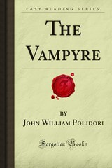 John William Polidori - le vampire